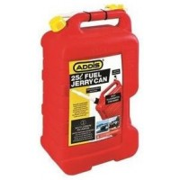 Jerry Can -fuel 25l(red)