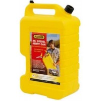 Jerry Can -diesel 25 L (yellow)