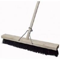 600mm Platform Broom Stiff