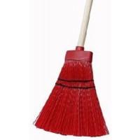 Broom - Polycorn Stiff Synthetic Bristle