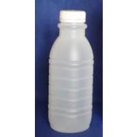 Bottle - 500ml Nat C3 Sqr 38mm Snap On Cap