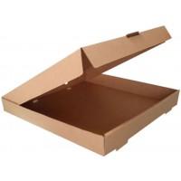 Box Pizza 300mmx300mmx35mm Plain Craft (l)