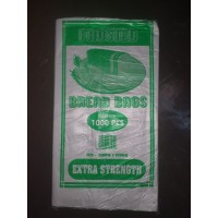 Bread Bags - 230x430mm 4.75mic Frosted