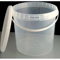 Bucket - 5lt Complete Clear