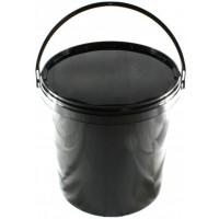 Bucket - 20lt Complete Black
