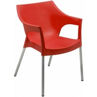 Chair - Chelsey Red