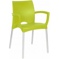 Chair - Alexis Lime Green