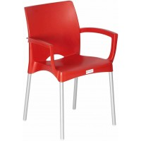 Chair - Alexis Red