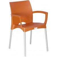 Chair - Alexis Orange