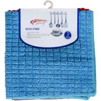 Microfiber Dish Cloth 35x35cm 3