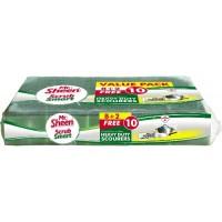 Scourer Pads Green (10) / Pkt