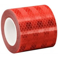 Reflective - Tape 48mmx1m Each/red