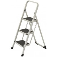Ladder 3 - Step Stainless Steel