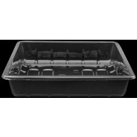 Catering:ft20 Baby Veg Without Lid(4 Divider)