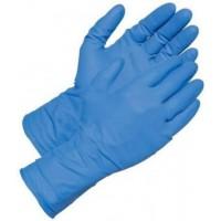 Gloves Pvc Elbow Lenght Brown 60cm