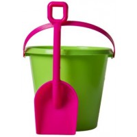 Giant Jolly Bucket And Spade -assorted