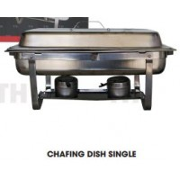 Chafing Dish - 1pan Stainless Steel