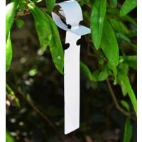 Plant Marker- Self Tie 16x155mm White