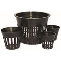 Pot Plant Net Pot (hydroponic) 7.5cm - Black