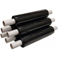 Pal/wrap - Black 400x400m 20mic -ext Core