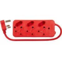 Plug - Multi 3 Way Red Surge Em5