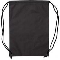 String Bag - Non Woven 35x45cm Black