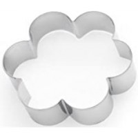 Cookie Cutter - Flower And Face 2pce Set