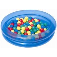 Pool Splash And Play 100 Bouncing Balls 6.4cm