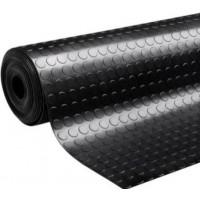 Coin Sheeting-black- 3mmx1500mm