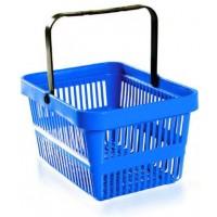 Shopping Basket Blue