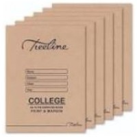 Book - A4 72pg College Ex Irish