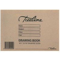 Book - A4 24pg Soft/c Drawing