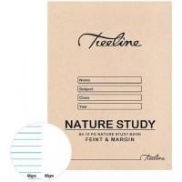 Book - A4 72pg Soft/c Nature Study