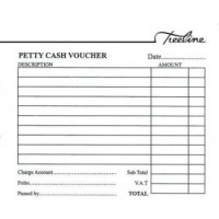 Petty Cash - Voucher Pads