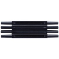 Letter Tray - Risers Black