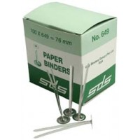 Paper Binder - 76mm Prongs No 649