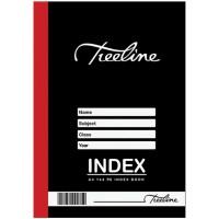 Book - A4 144pg Index