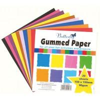 Gummed Paper - 150x150 Squares