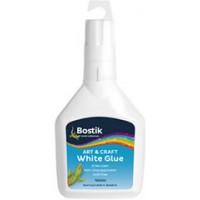 Glue - Bostik White Craft - 100ml /each