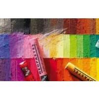 Oil Pastel - 16 Colour Set