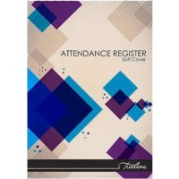 Attendance Register Book - A4 Soft/c
