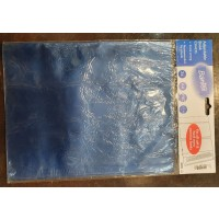 Book Cover - A4 120mic Adj-blue