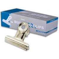 Bulldog Clips - 32mm Silver