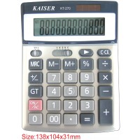 Calculator - 12 Digit Kaiser - Kt270