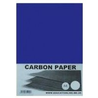 Carb Paper - 100pg Tenacia Blue