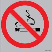 Tower - Aluminium Sign Std No Smoking