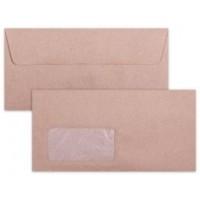 Envelope - Dlb Manilla Window-110x220mm