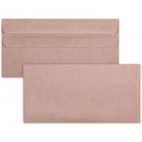 Envelope - Dlb Manilla -110x220mm