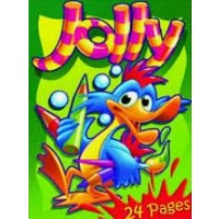 Colouring Book - 024pg Jolly (24) /pkt