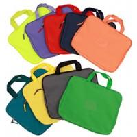 Homework Bag With Handles A4 - Black